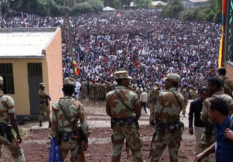 شبه نظامیان 40 نفر را در شرق اتیوپی به قتل رساندند