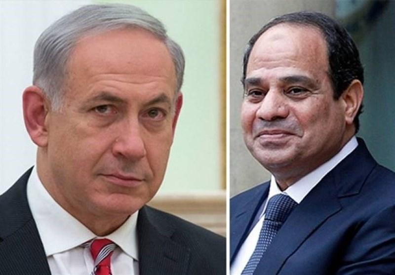 السیسی: ارتش مصر با اسرائیل همکاری میکند