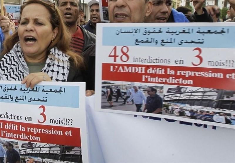 پرونده سیاه حقوق بشر در مغرب گورهای جمعی و سر به نیست کردن مخالفان
