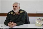 گفتوگوی تسنیم با سردار فرجیان زاده؛ آموزش خطاطی در زندان با عکس رادیولوژی/خیانتهای منافقین علیه اسرا
