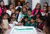 سفارت پاکستان تھران میں پاکستان کی 72 آزادی کا دن منایا گیا