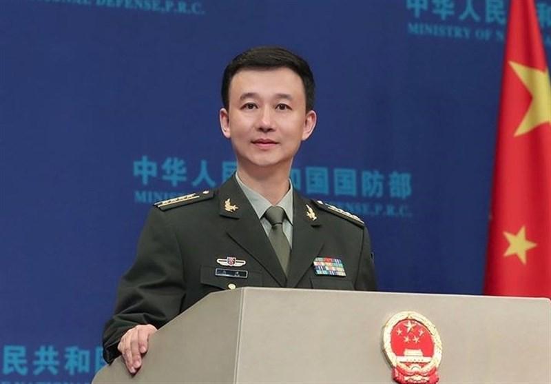 ارتش چین خواستار توقف روابط نظامی میان آمریکا و تایوان شد