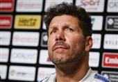 فوتبال جهان| سیمئونه احتمال جدایی گودین از اتلتیکومادرید را تأیید کرد