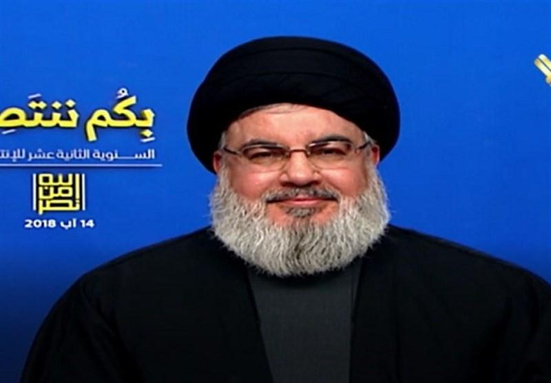 نصرالله: حزب الله امروز از اسرائیل قویتر است/همه حماقت های دولتهای آمریکا به تقویت قدرت ایران منجر شده است