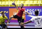 گزارش خبرنگار اعزامی تسنیم از اندونزی  شکست تیم ملی هندبال ایران برابر قطر/ شاگردان کاستاراتوویچ به عنوان تیم دوم صعود کردند