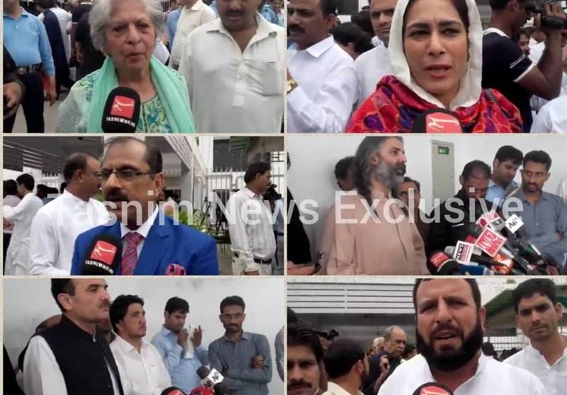 نئی قومی اسمبلی کے اجلاس سے تسنیم نیوز کی خصوصی وڈیو رپورٹ