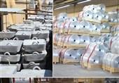 120 میلیارد تومان آلومینیوم قاچاق در یزد کشف شد
