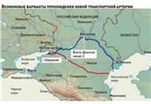 گزارش تسنیم|مخالفتهای گسترده با اتصال خزر به دریای آزوف با حفر کانال جدید اوراسیا