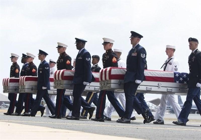 کوریا الشمالیة تسلم رفات 55 من الجنود الأمریکیین