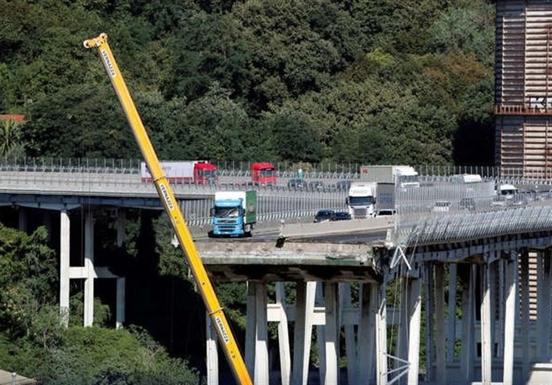 ایطالیا..المدعی العام یکشف عن سبب انهیار جسر جنوى