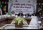 نشست هم اندیشی بیست و یکمین جشنواره تولیدات مراکز استانها در شهرکرد برگزار شد + تصویر