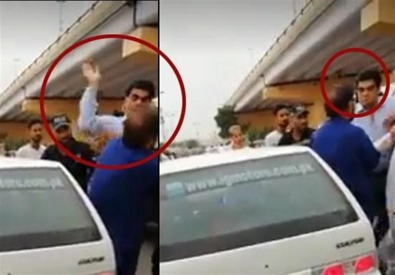 شہری پر تشدد: پی ٹی آئی کے عمران شاہ کی پارٹی رکنیت معطل