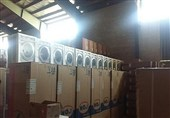 3 انبار احتکار لوازم خانگی و سیستمهای گرمایشی در بیرجند کشف شد