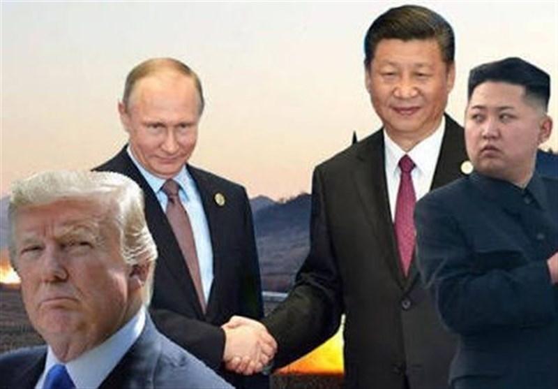 امریکا نے چین اور روس کی متعدد کمپنیوں کو بلیک لسٹ کردیا