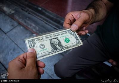 گزارش میدانی تسنیم| دلار ۲۵هزارتومانی از کجا آمد؟ بازاریها: بورس و خودرو بازار ارز را بههم ریختند