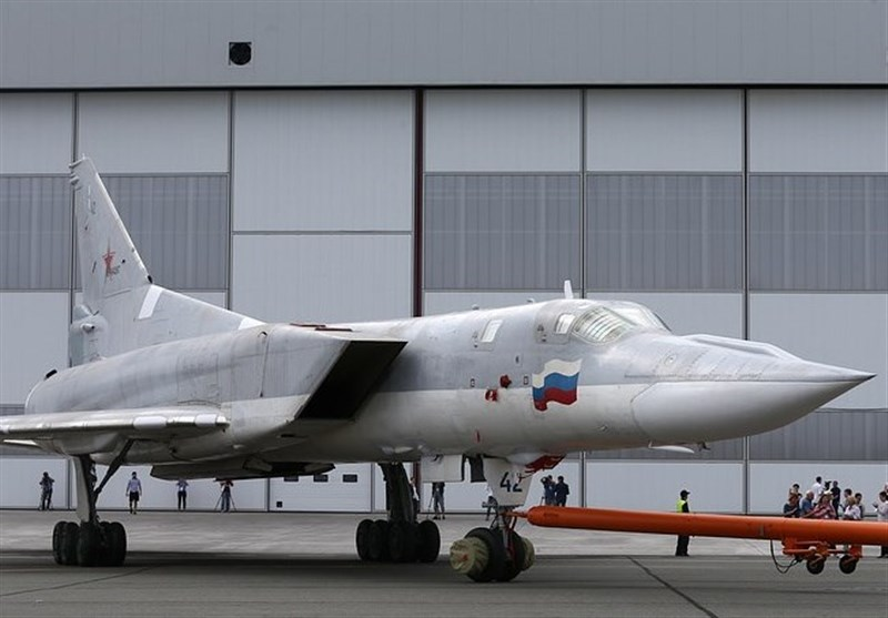 New Bomber Tupolev-22M3M Presented in Kazan