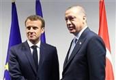 گفتوگوی تلفنی اردوغان و ماکرون درباره مدیترانه شرقی