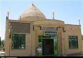 """بارگاه مطهر """"بکیربن اعین(ره)"""" در شهرستان دامغان به روایت تصاویر"""