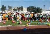 فستیوال فوتبال پایه زیر 12 سال در اردبیل برگزار شد