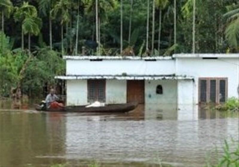 الداخلیة الهندیة: 900 شخص قتلوا منذ بدء الفیضانات