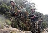 الجیش الجزائرى یدمر مخبأً للإرهابیین