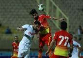 لیگ برتر فوتبال|ادامه تساویهای گسترش فولاد و پایان کلینشیتهای پیکان/ فولاد از شکست، پیروزی ساخت