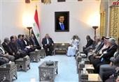 صباغ: سوریه به مبارزه با تروریسم همزمان با پیشبرد روند آشتی ادامه میدهد