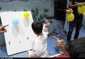 جشنواره بازیهای کودکانه در بیرجند برگزار شد
