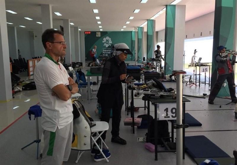 گزارش خبرنگار اعزامی تسنیم از اندونزی| احمدی: فقط روی مسابقات متمرکز هستم/ مبارزه میکنیم تا بهترین نتیجه را بگیریم