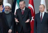 مقدمات برگزاری نشست سران روسیه، ایران و ترکیه درباره سوریه در حال انجام است