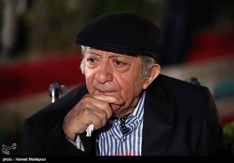 Ezzatollah Entezami mohsen makhmalbaf