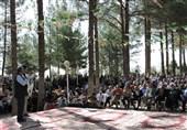 خراسان جنوبی| رالی حرم تا حرم جانبازان به فردوس رسید