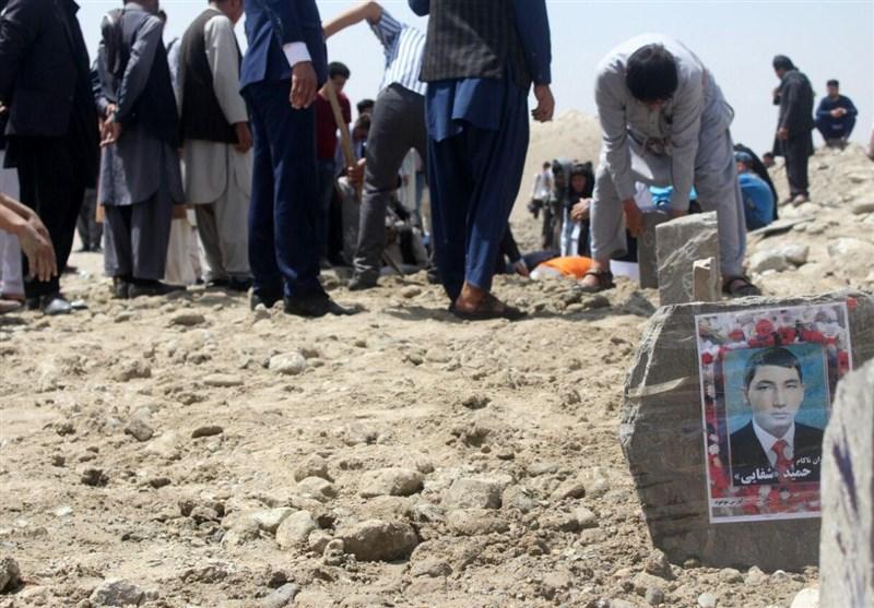 دولتی که نظاره کرد و «شهدای دانایی» که در آغوش خاک آرمیدند + فیلم
