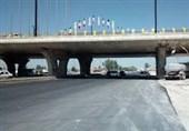 سمنان| تقاطع غیر همسطح مؤمنآباد به بهرهبرداری رسید