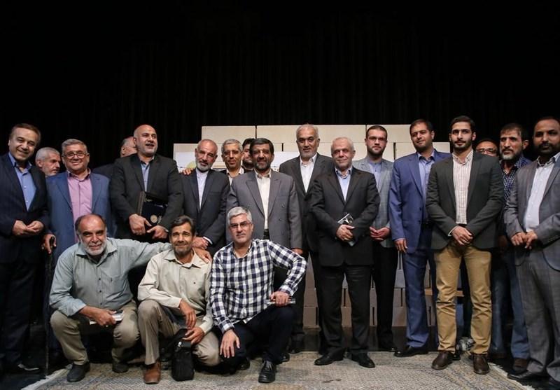 کتاب خاطرات اسارت یک بادیگارد رونمایی شد/ آزادگان یک جمهوری اسلامی در زندانها تشکیل داده بودند+عکس