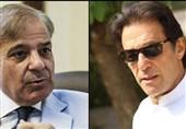 رقابت مستقیم «عمران خان» و«شهباز شریف» برای تکیه زدن بر کرسی نخست وزیری پاکستان