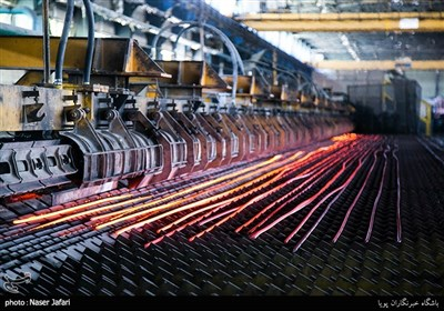 کارخانه فولاد کرمان