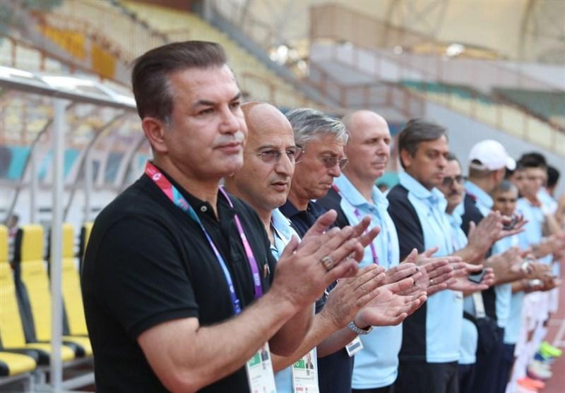 استیلی: شکست عمان به سختی اتفاق افتاد/ امیدوارم به جمع 4 تیم پایانی برسیم