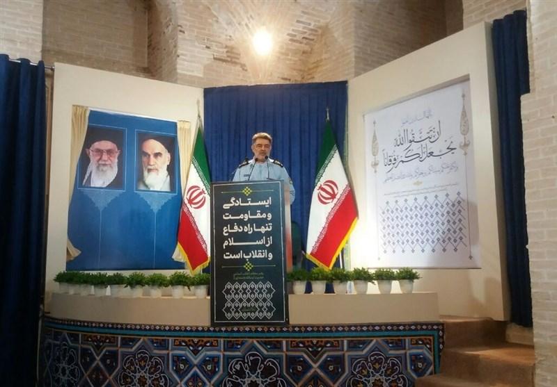 مدیرعامل سازمان صنایع هوایی در قزوین: ایران در ساخت هواپیماهای بدون سرنشین جزو 5 کشور نخست دنیاست