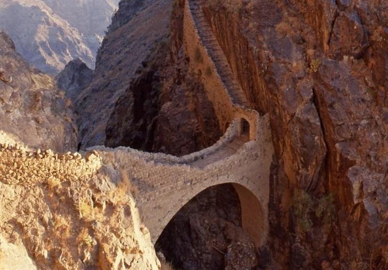 "جسر ""شهارة"" فی الیمن"