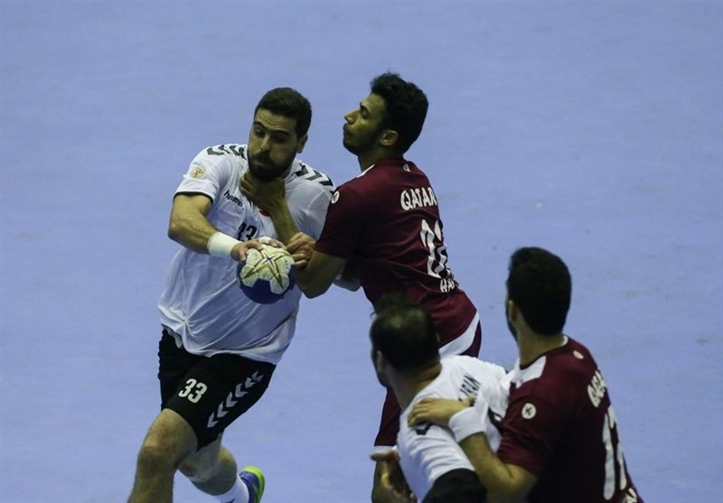 Qatar Handball Team Defeats Iran in Asian Games