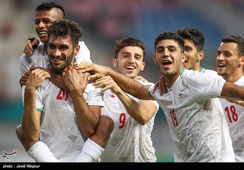Asian Games: Iran Football Beats North Korea