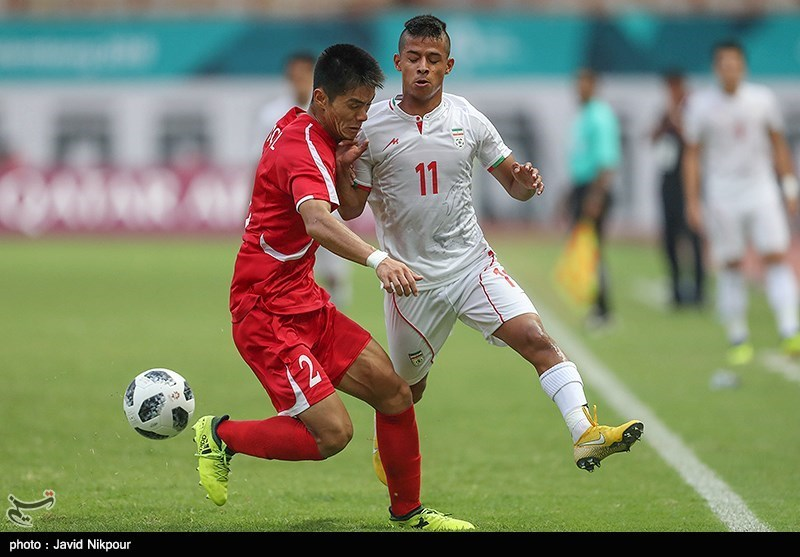 Iran Football Advances to Next Stage as First Team: Asian Games