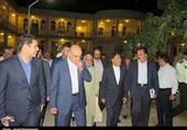 سفر وزیر راه و شهرسازی به دامغان به روایت تصویر