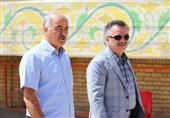 آذرنیا: با اختلاف بیش از یک گل میتوانستیم ماشینسازی را شکست دهیم/ به تعطیلات لیگ میتوان به عنوان یک فرصت نگاه کرد