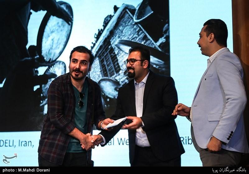اهدای جوایز به برگزیدگان پنجمین جشنواره بینالمللی عکس خیام