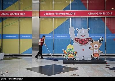 حال و هوای جاکارتا در آستانه افتتاحیه بازیهای آسیایی 2018