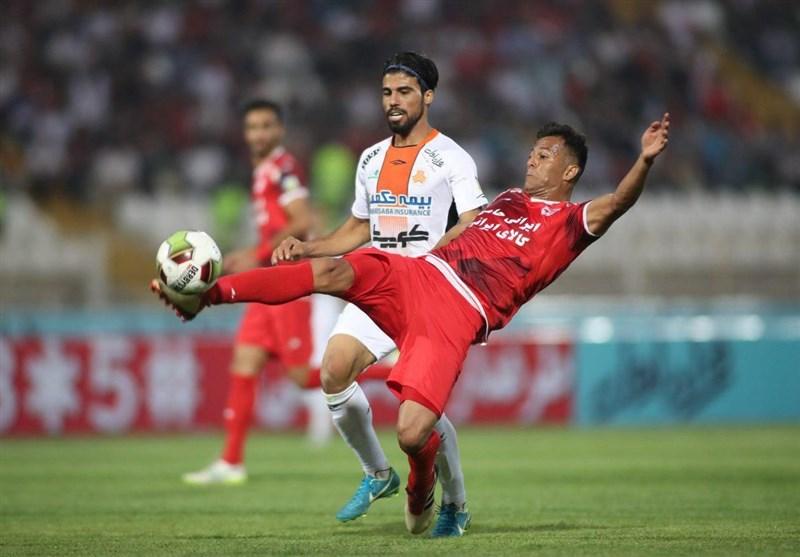 لیگ برتر فوتبال|نخستین پیروزی فصل تراکتورسازی با غلبه بر سایپا