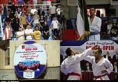 افتتاحیه چهاردهمین دوره مسابقات بینالمللی جام وحدت و دوستی کاراته در ارومیه به روایت تصویر
