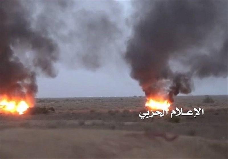 یمن| گلولهباران مواضع متجاوزان در نجران و عسیر/ 2 شهید در حمله جنگندههای سعودی به الحدیده